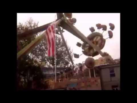 รวบรวมคลิปสวนสนุกที่โหดที่สุด น่ากลัวที่สุด เสียวที่สุด ในโลก! - roller coster (Amusement toughest)