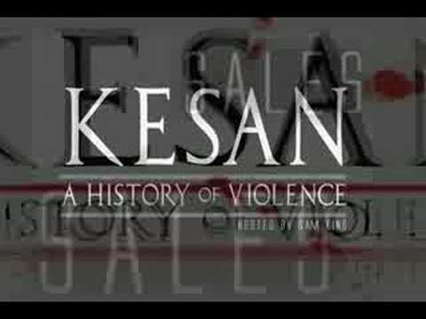"Kesan ""A History of Violence"""