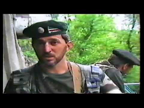 Грозный. 06/08/1996.Операция 'Джихад'
