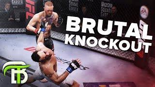 CHAMPIONSHIP FIGHT (UFC 3 Gameplay)