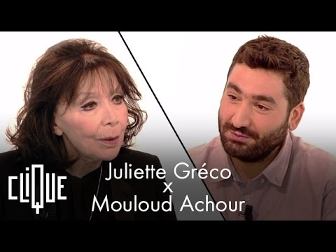 Interview : Juliette Gréco, l'éternelle jeunesse