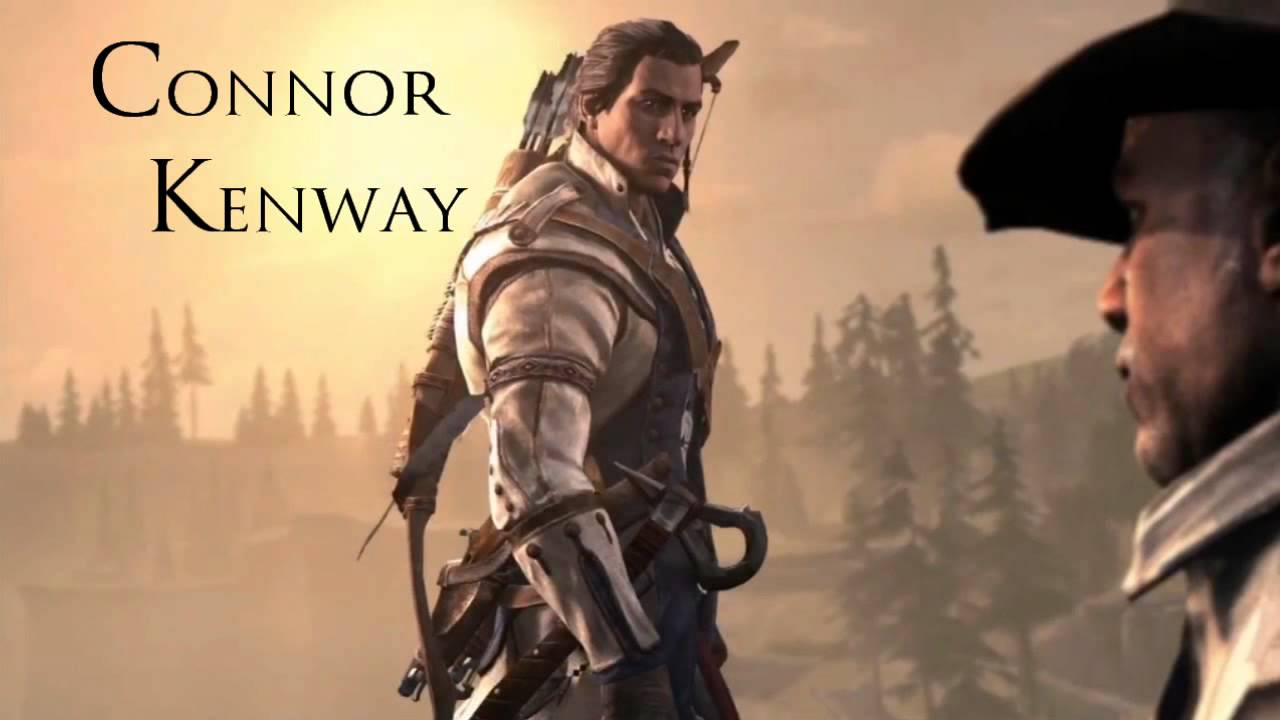Assassin S Creed Iii Connor S Face Hood Off Youtube