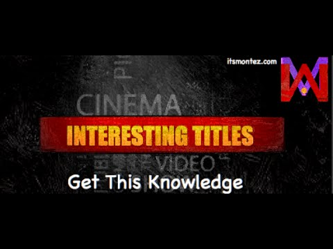 Descriptive Text For Youtube success , Titles and Descriptions, Youtube info
