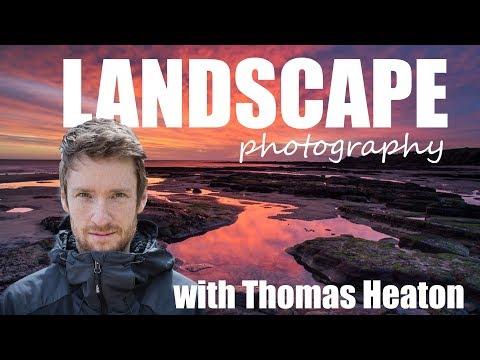 Thomas Heaton LIVE Landscape Reviews (Tony & Chelsea Live)