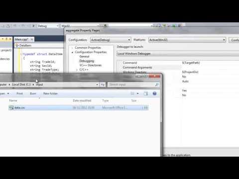 Aggregate data in C++ tutorial - Part 1