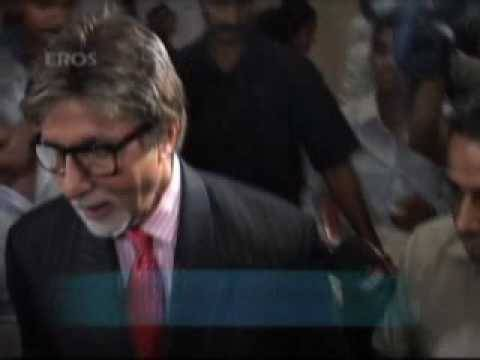 Amitabh Bachchan unveils Anil Dharker's Icons