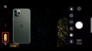 iPhone 11 Pro Night Mode - BIG SURPRISE !!!