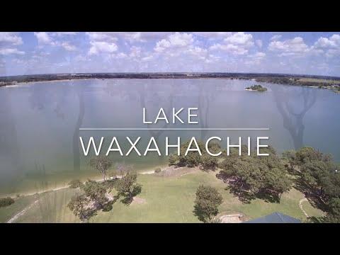 Lake Waxahachie Estate