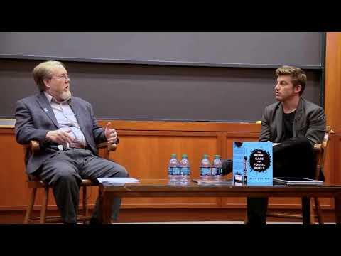 Alex Epstein - Harvard Business School Fireside Chat