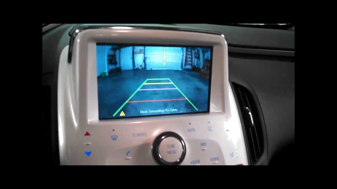 add a Fully Factory Integrated Backup Camera to a 2013 Chevy ...