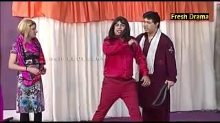 Tariq Teddy & Naseem Vicky Khusra   Feena Pakistani stage drama funny comedy 2016