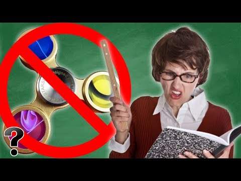 Thumbnail: Should Fidget Spinners Be Banned From Schools?
