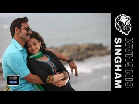 Hindi picture film singham ajay devgan kajal agarwal