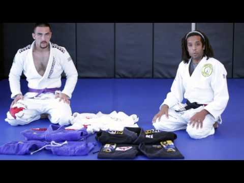 The Meaning of the Colors of Jiu-Jitsu Kimonos