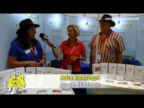 Bild: AMERICANA Augsburg - Aufschlussreiches Interview mit Anita Ruckriegel von Atropa Akademie