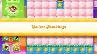 Candy Crush Jelly Saga Level 813 (No boosters)