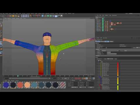 Step by Step: Freddy Arenas Pt.3. Rigging & Animation