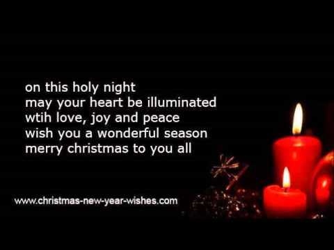 Religious Christmas Wishes And Greetings 2018