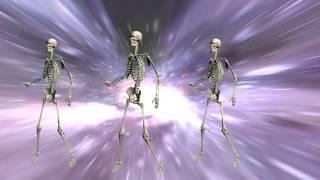 """""""Caramelldansen Skeleton"""""""