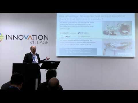 SEMICON Europa 2015 - Innovation Village - Robert Brockmann