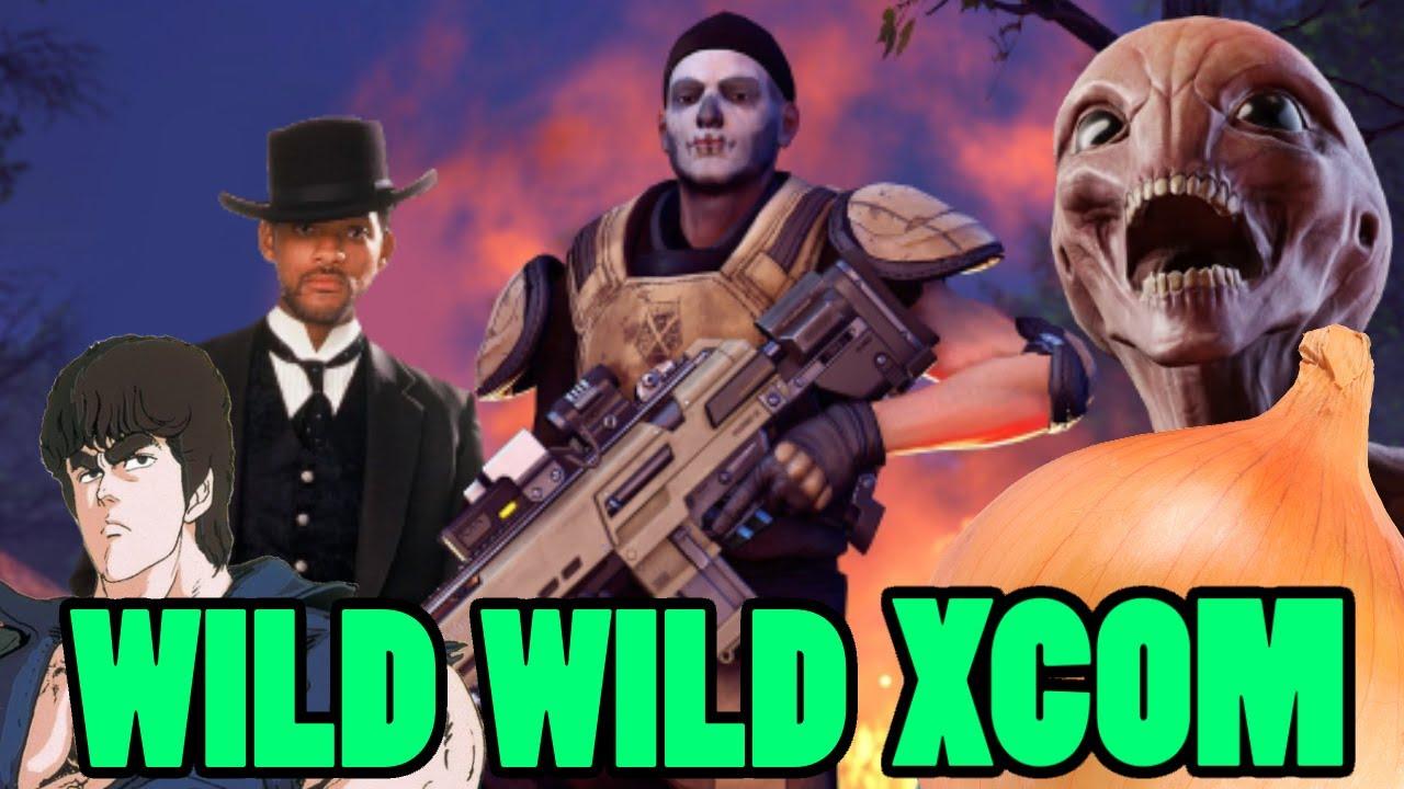 Wild Wild XCOM 2