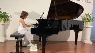 Christopher Norton - In a Hurry - RIAM 2019 Grade 4 (Pianos Plus)