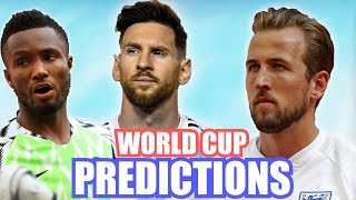 WORLD CUP PREDICTIONS: Every Team