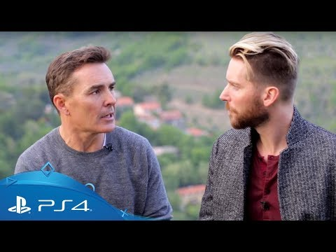 Uncharted 4: A Thief's End | 'The Brothers Drake' interview | PS4