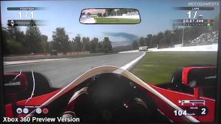 Test Drive: Ferrari Racing Legends - Ferrari F1-90 at Imola (1981)