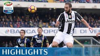 Chievo - Juventus - 1-2 - Highlights - Giornata 12 - Serie A Tim 2016/17