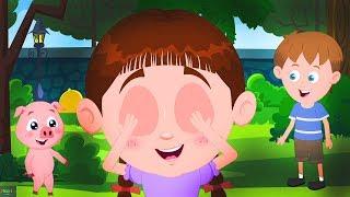 Schoolies | Hide and Seeks | Kids games | Original songs for children