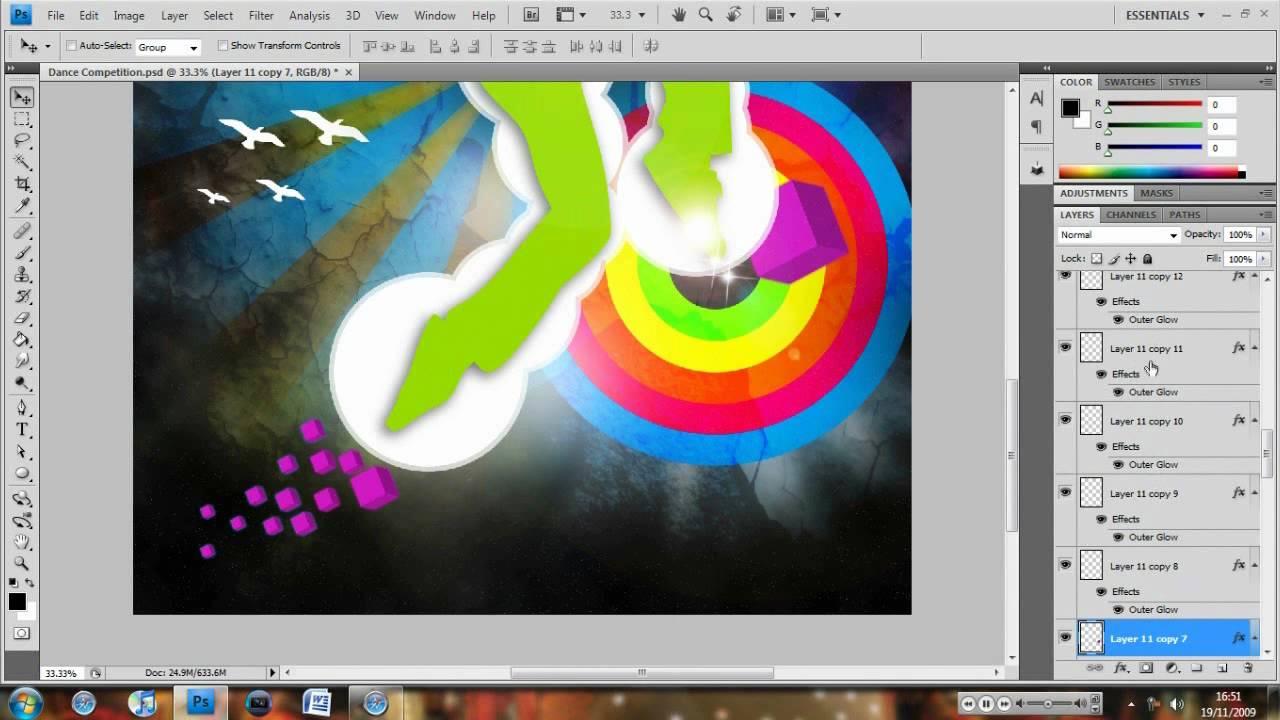 Poster design in photoshop 7 - Poster Design In Photoshop 7 5