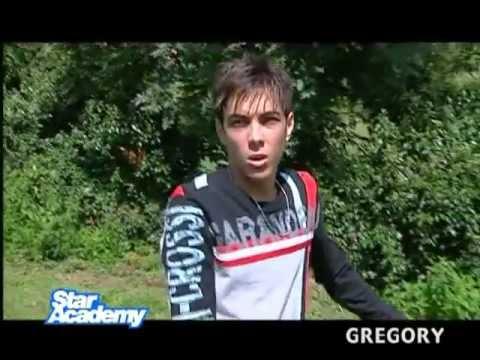 Présentation Grégory Lemarchal à la Star Academy 4 - Just-Gregory.net