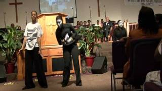 """Chains"" by Kirk Franklin & ""Set Me Free"" by Myron Butler - D.A.V.I.D. Dance"