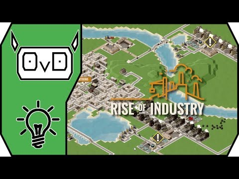 Rise of Industry: Beginner Tutorial | Getting started in career mode (Gameplay, Alpha 4, Let's play)