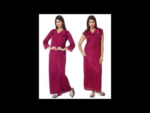 Trendy Night Dresses for Women 2f4733d23