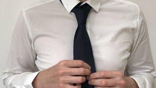 Tuto : Comment faire un noeud de cravate simple et rapide