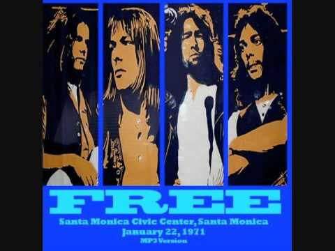 FREE : SANTA MONICA 1971 : WOMAN .
