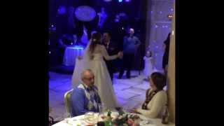 Kāzas: Gruzīnu - Krievu. Грузинско - русская свадьба.