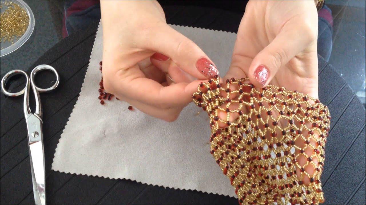 плетение бисером схемы пасхального яйца