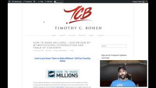 Video How To Make Millions DVD Review download MP3, 3GP, MP4, WEBM, AVI, FLV Agustus 2018