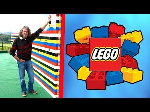 Dům postavený z LEGA │ LEGO - 15 faktů