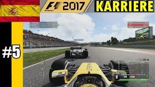F1 2017 KARRIERE RENAULT [TEIL 5] - KOMPLETT NEUE KOMPONENTEN UND DANN DIE BOX...😱