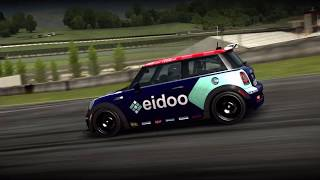 #SpeedNeedsDirection: Eidoo to sponsor the Mini Challenge