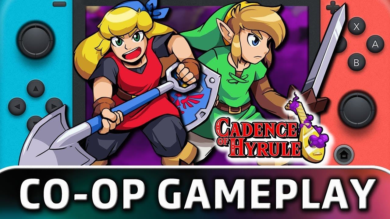 Cadence of Hyrule | Co-op Gameplay on Nintendo Switch