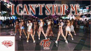 Download [KPOP IN PUBLIC PHỐ ĐI BỘ] I CAN'T STOP ME - TWICE (트와이스)  Dance Cover by @The Shadow from Vietnam