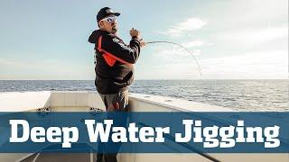 Deep Water Jigging - Florida Sport Fishing TV