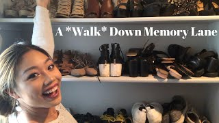MY SHOE COLLECTION + Story Time | Ashley Wong