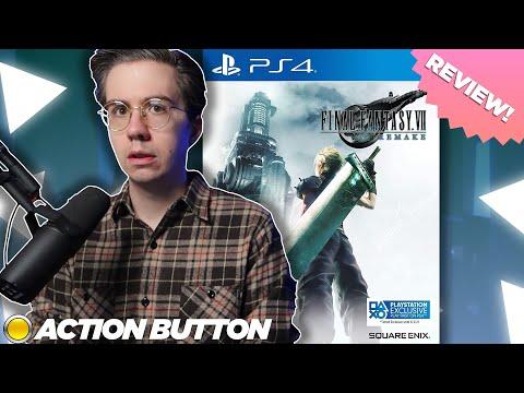 ACTION BUTTON REVIEWS: The Final Fantasy VII Remake