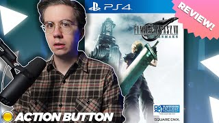 ACTION BUTTON REVIEWS The Final Fantasy VII Remake